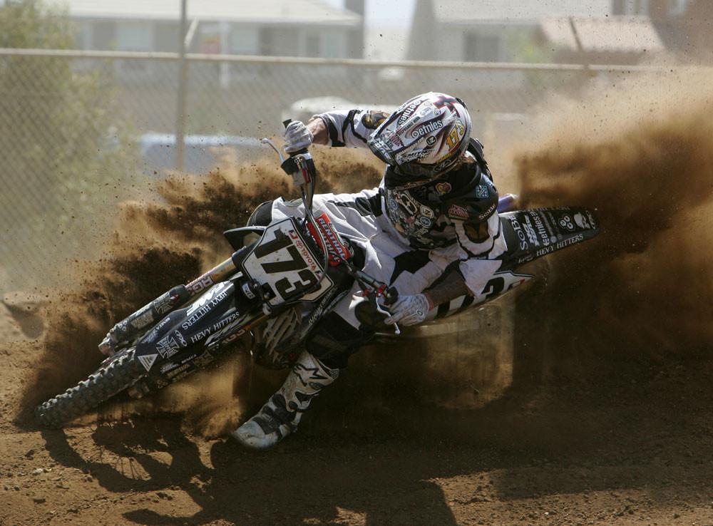 Brian Deegan - Surfercross '06 - Motocross Pictures - Vital MX