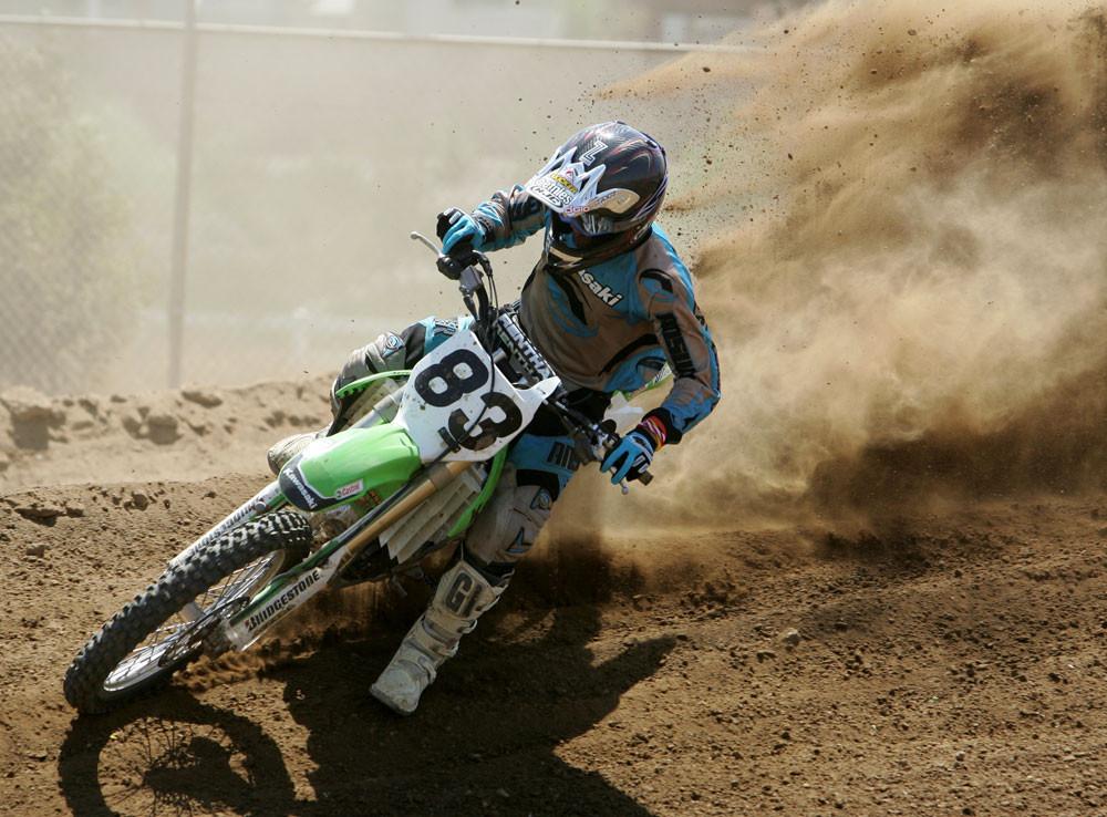 Michael Young - Surfercross '06 - Motocross Pictures - Vital MX