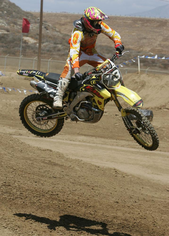 Donnie Emler, Jr. - Surfercross '06 - Motocross Pictures - Vital MX