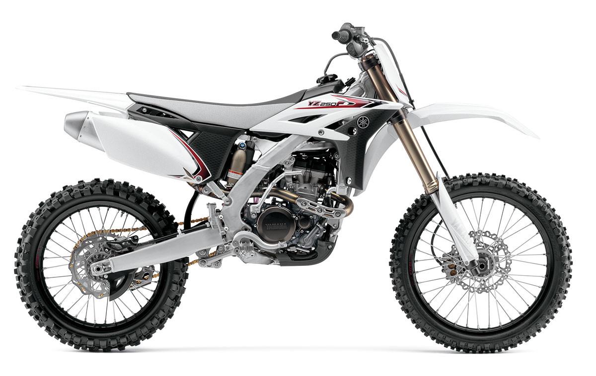 Motocross Yamaha Yz
