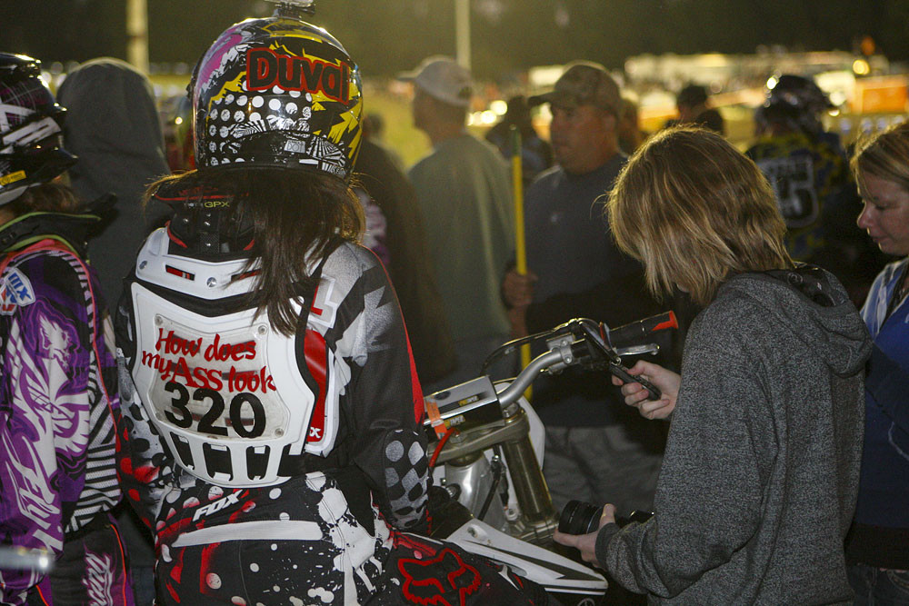 We really hope... - Thursday Night MX at PIR - Motocross Pictures - Vital MX