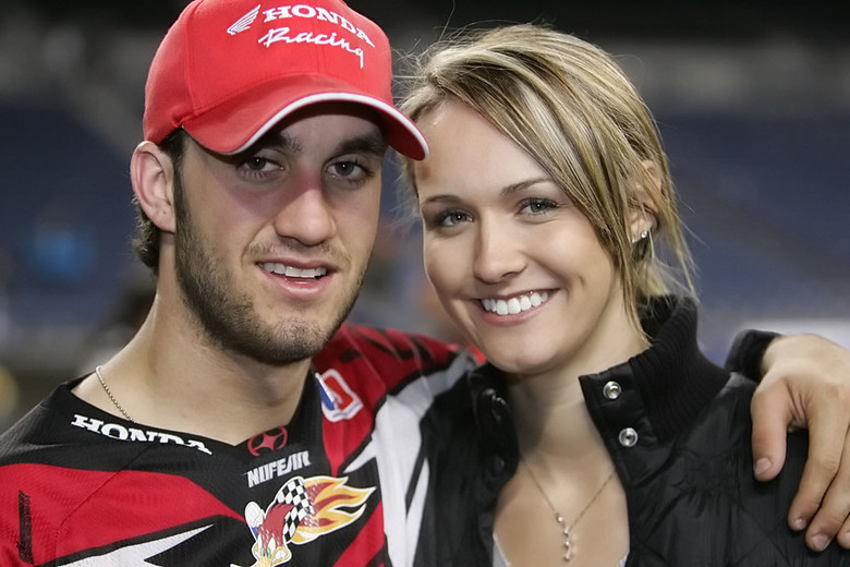 Davi Millsaps and Brittney George