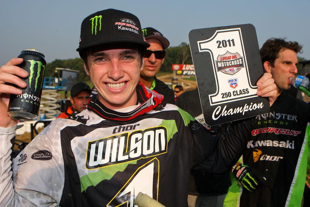 Dean Wilson - Photo Blast: Steel City 2011 - Motocross Pictures - Vital MX