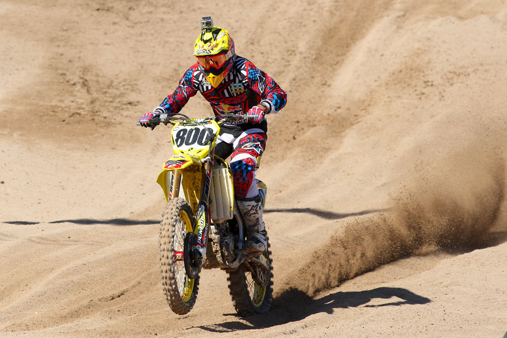 Mike Alessi - Vital MX Pit Bits: Monster Energy Cup - Motocross Pictures - Vital MX