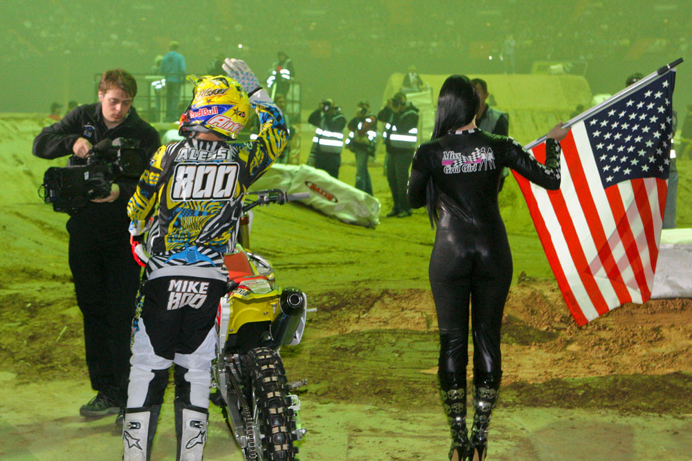 Mike Alessi - Munich Supercross: Saturday - Motocross Pictures - Vital MX