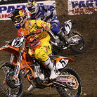 Ryan Dungey and James Stewart