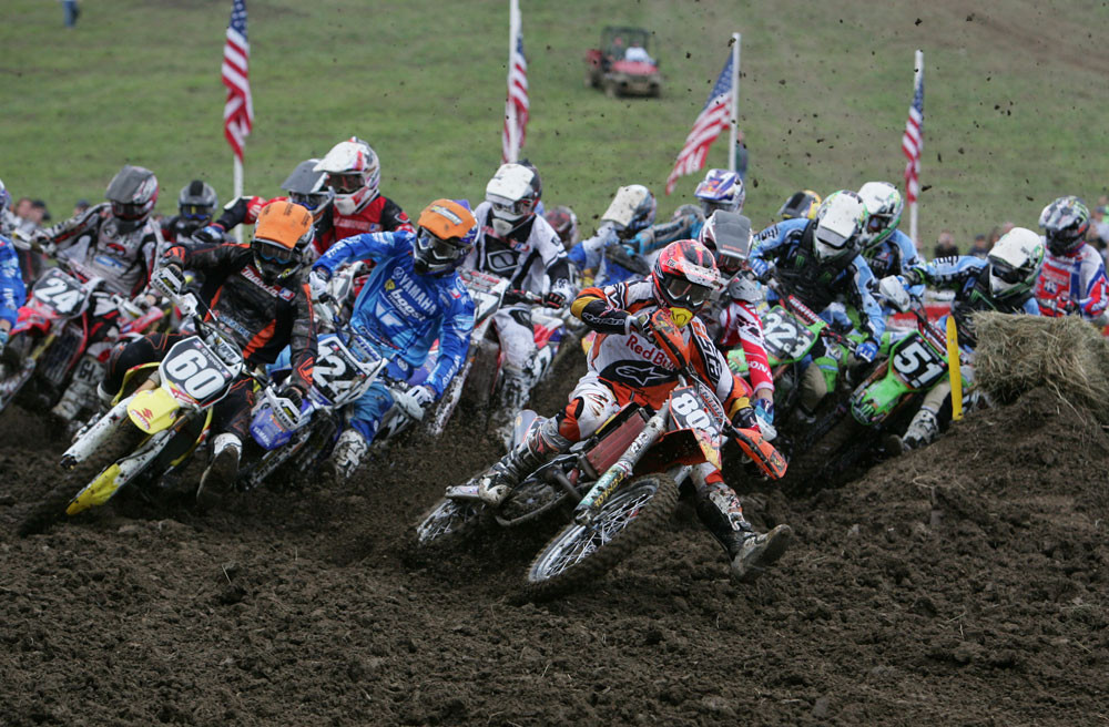 Mike Alessi - AMA Steel City '06 - Motocross Pictures - Vital MX