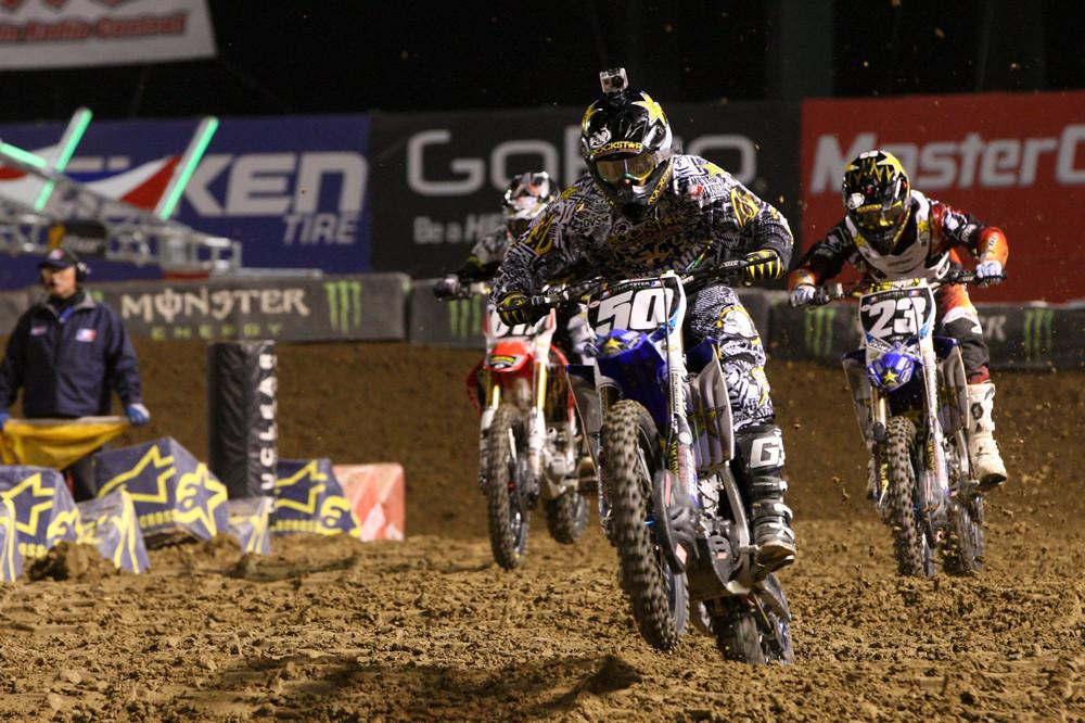 Gavin Faith, Nico Izzi and Gareth Swanepoel - Photo Blast: Oakland 2012 - Motocross Pictures - Vital MX