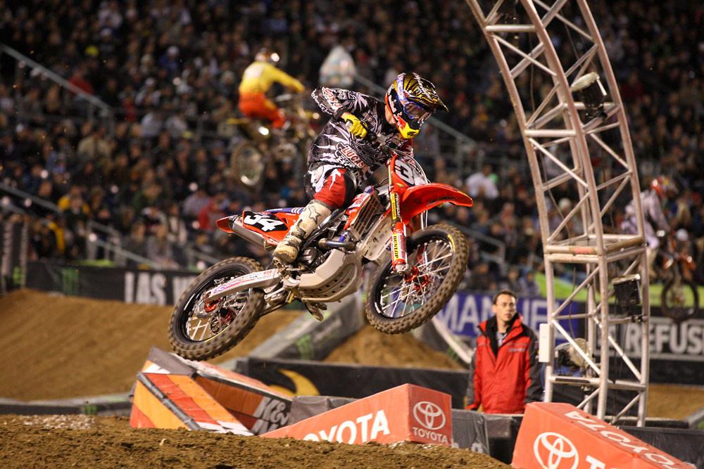 Cole Seely - Photo Blast: San Diego 2012 - Motocross Pictures - Vital MX