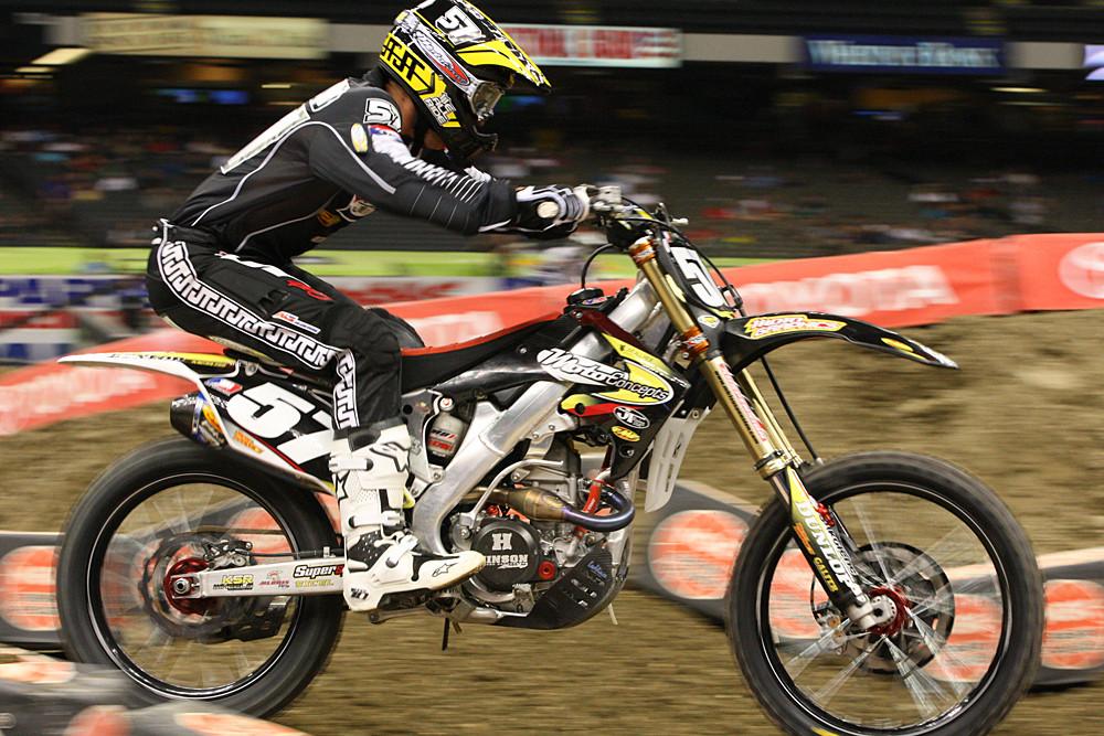 Jake Canada - Vital MX Pit Bits: New Orleans - Motocross Pictures - Vital MX
