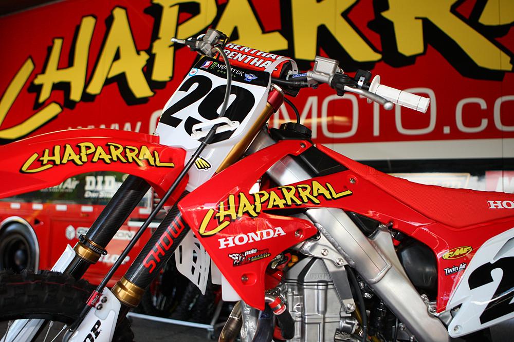 Andrew Short - Vital MX Pit Bits: Salt Lake City - Motocross Pictures - Vital MX