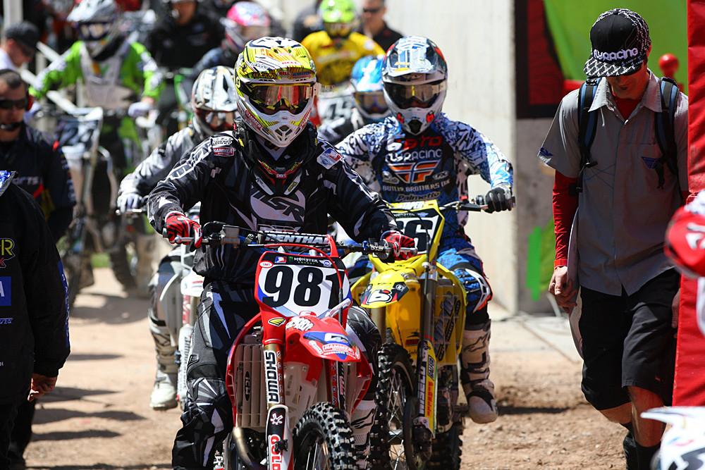 Austin Politelli - Vital MX Pit Bits: Salt Lake City - Motocross Pictures - Vital MX