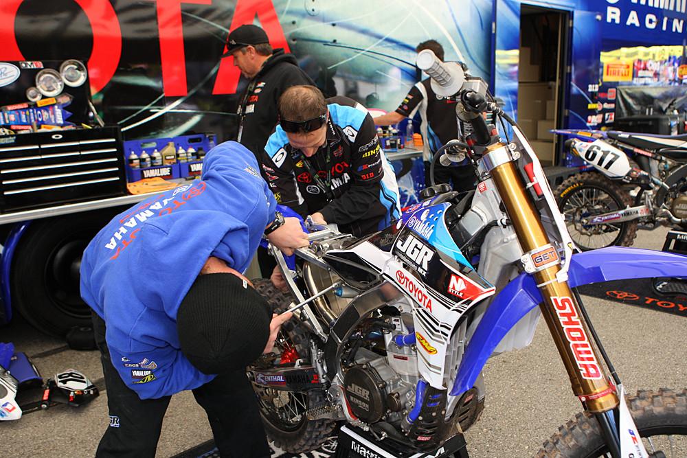 Davi Millsaps - Vital MX Pit Bits: Salt Lake City - Motocross Pictures - Vital MX