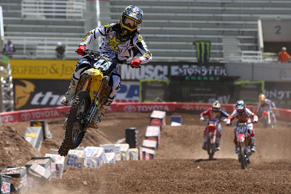 Jason Anderson - Vital MX Pit Bits: Salt Lake City - Motocross Pictures - Vital MX