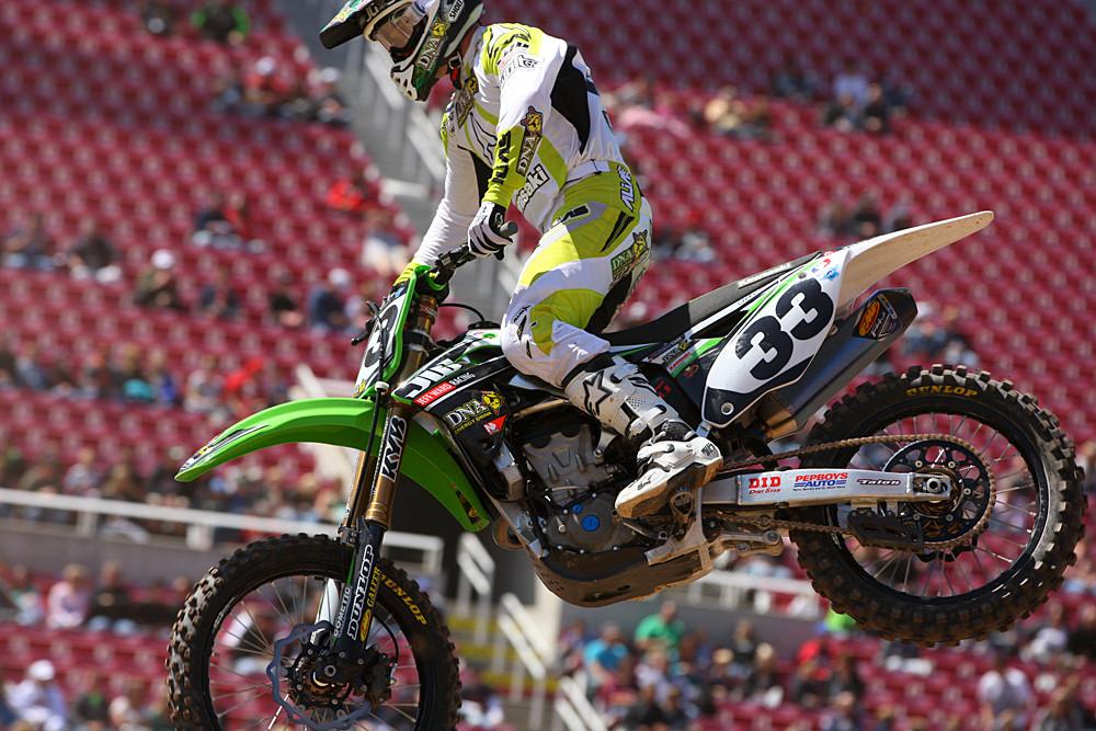 Josh Grant - Vital MX Pit Bits: Salt Lake City - Motocross Pictures - Vital MX
