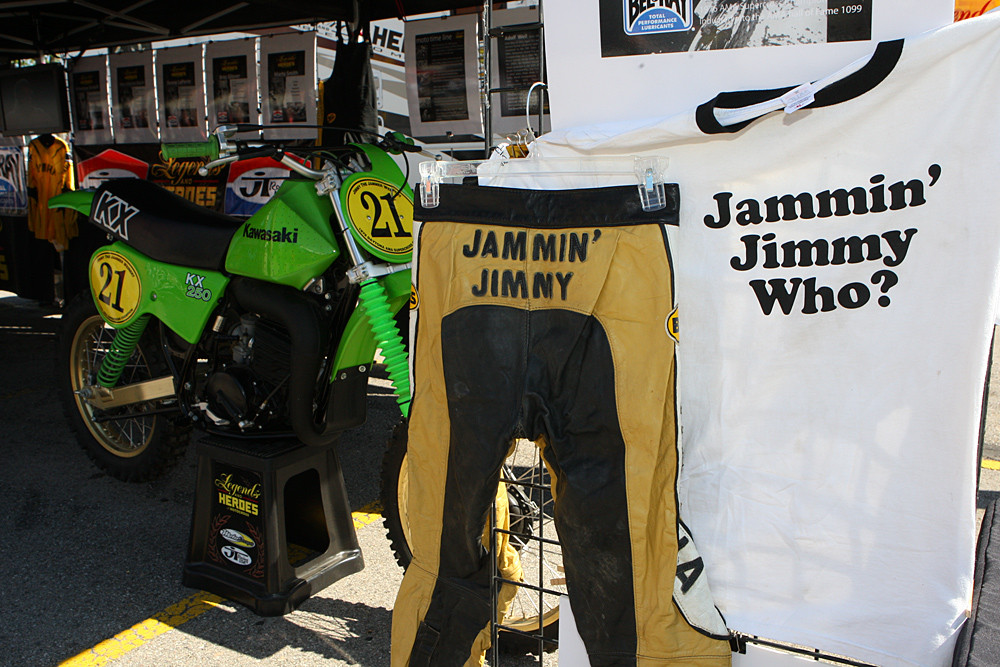 Jimmy Weinert - Vital MX Pit Bits: Salt Lake City - Motocross Pictures - Vital MX