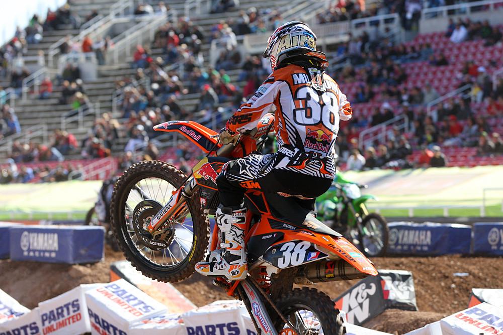 Marvin Musquin - Vital MX Pit Bits: Salt Lake City - Motocross Pictures - Vital MX