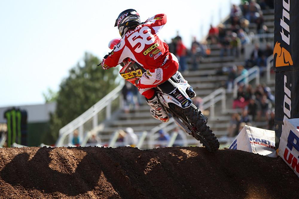 Wil Hahn - Vital MX Pit Bits: Salt Lake City - Motocross Pictures - Vital MX