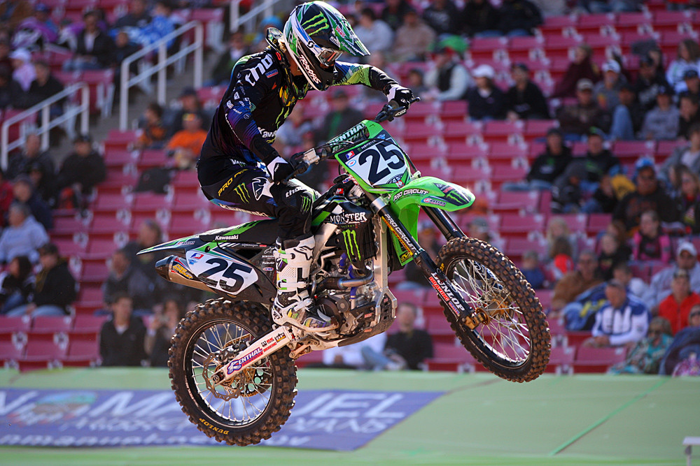 Broc Tickle - Vital MX Pit Bits: Salt Lake City - Motocross Pictures - Vital MX