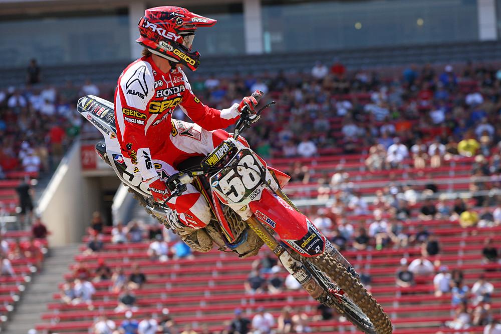 Wil Hahn - Vital MX Pit Bits: Las Vegas - Motocross Pictures - Vital MX