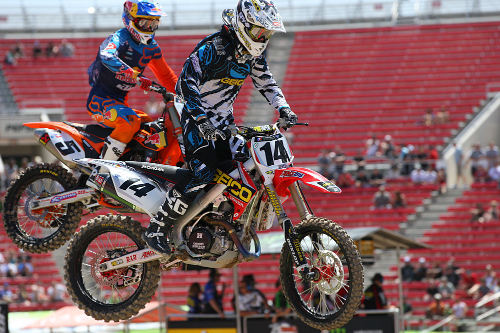 Kevin Windham - Vital MX Pit Bits: Las Vegas - Motocross Pictures - Vital MX