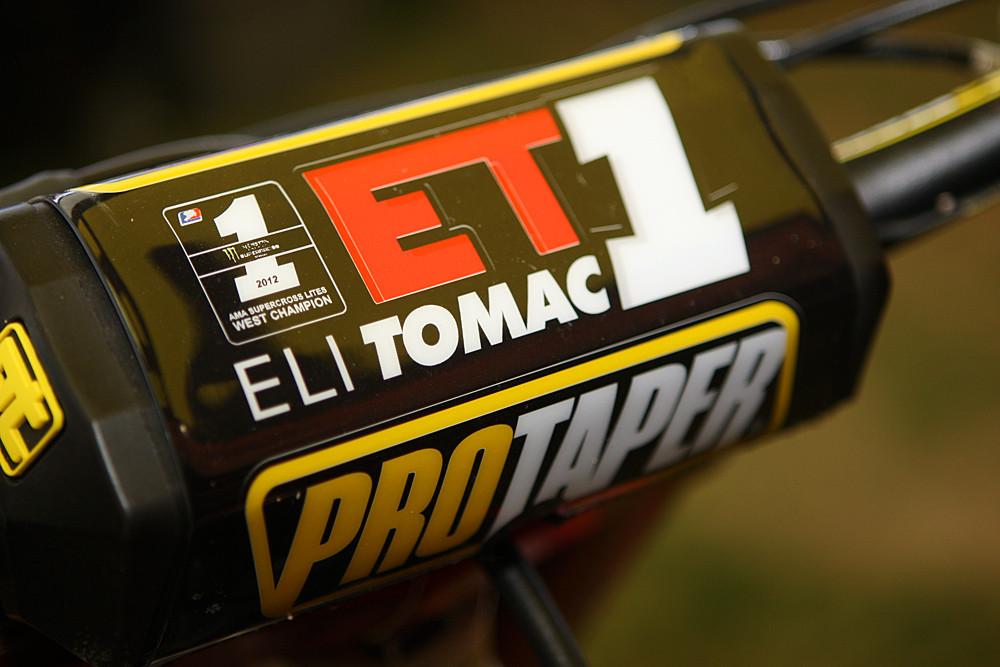 Eli Tomac - Vital MX Pit Bits: Las Vegas - Motocross Pictures - Vital MX