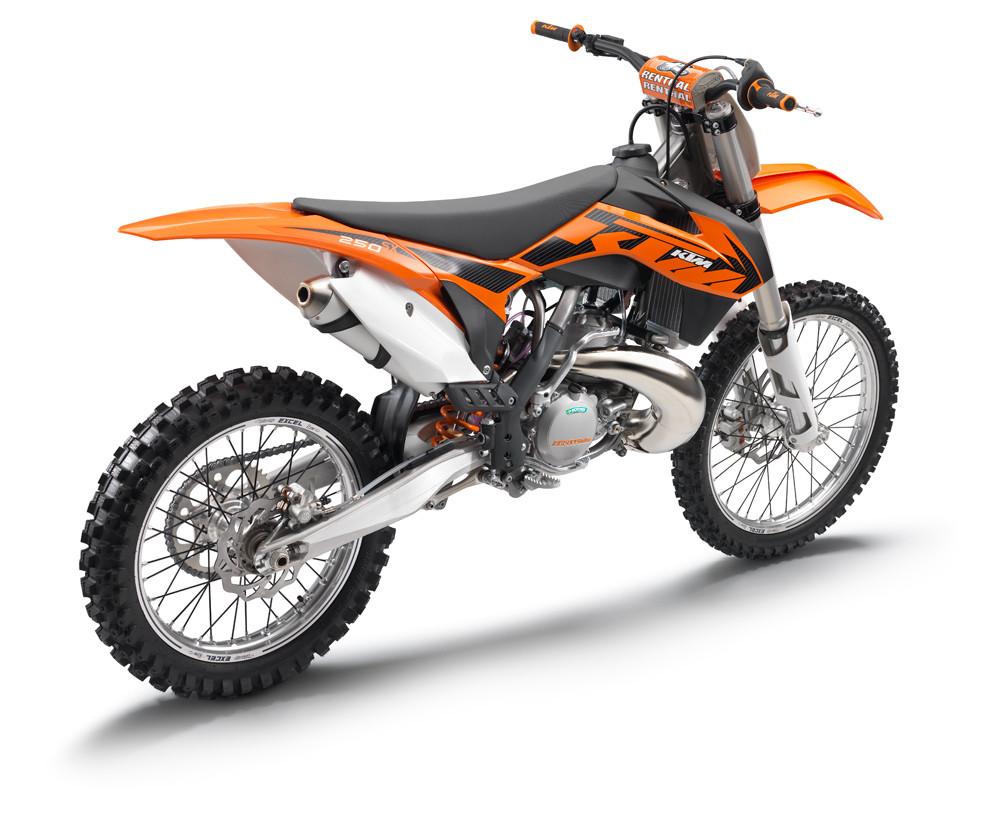 2013 KTM 250 SX - 2013 KTM Mini and SX Models - Motocross Pictures - Vital MX