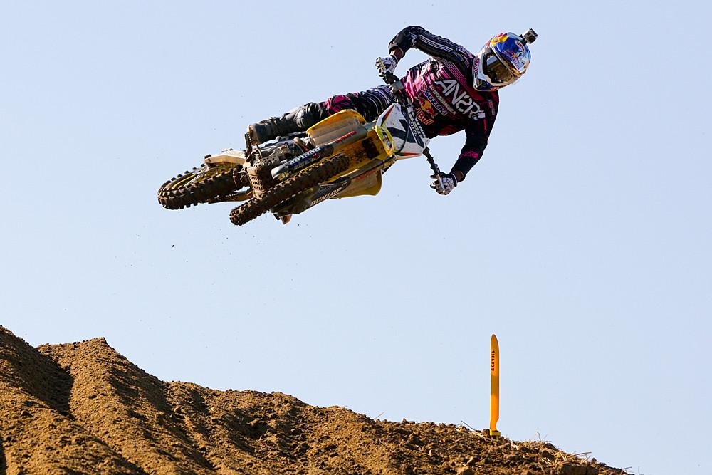 James Stewart - Quick Pics: Hangtown - Motocross Pictures - Vital MX