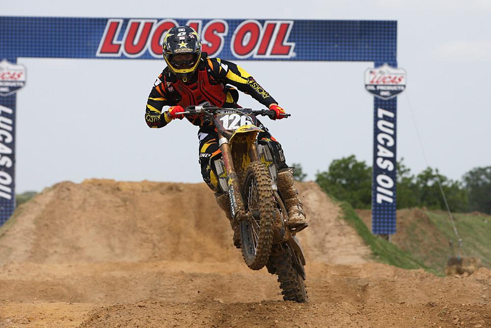 Hunter Hewitt - Freestone Press Day - Motocross Pictures - Vital MX