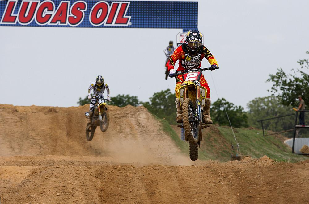 Jessica Patterson - Freestone Press Day - Motocross Pictures - Vital MX