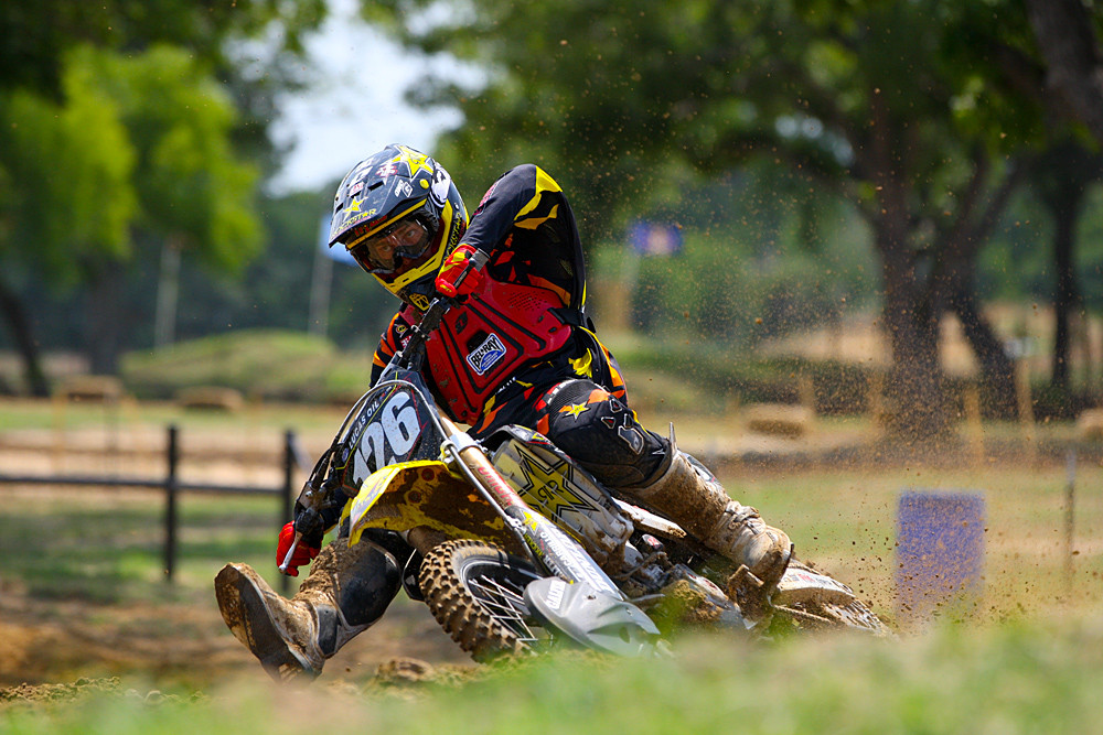 Hunter Hewitt - Freestone Press Day - Motocross Pictures - Vital MX
