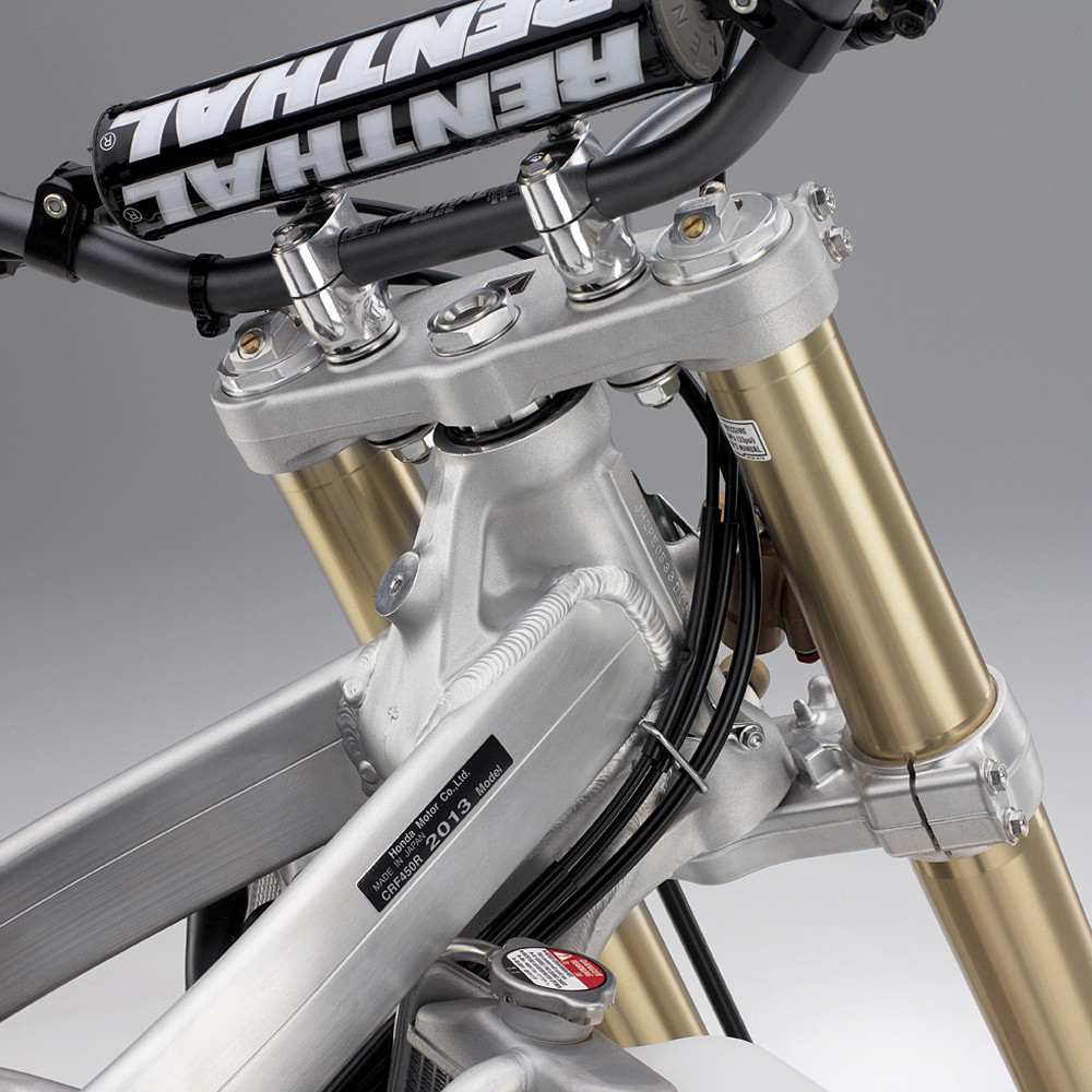 2013 Honda CRF450R Photo, Videos, Specs, and more... - Moto-Related ...