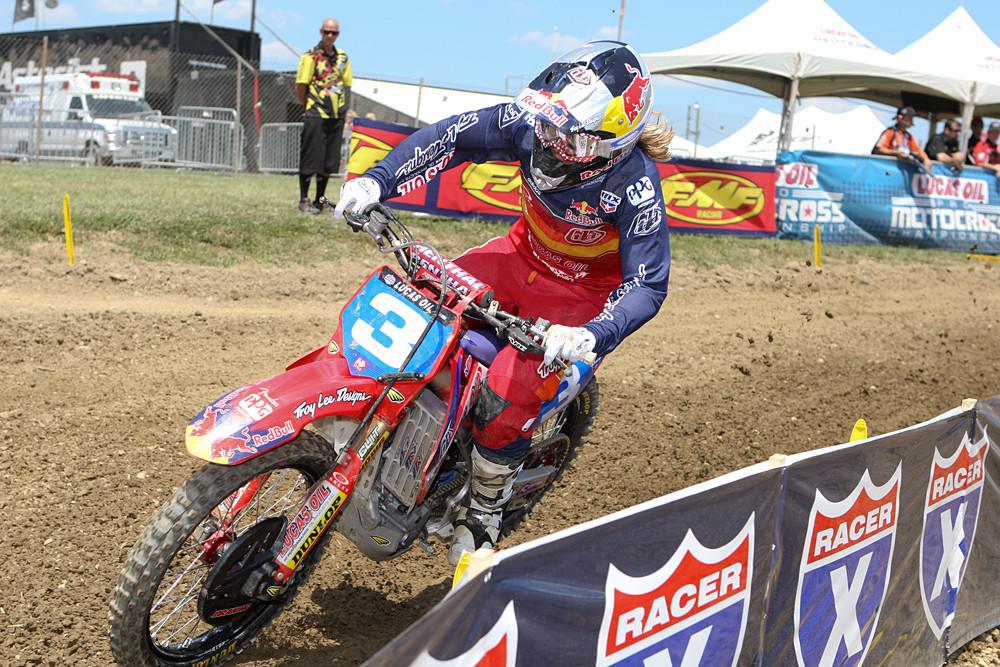 Tarah Gieger - Photo Blast: High Point 2012 - Motocross Pictures - Vital MX