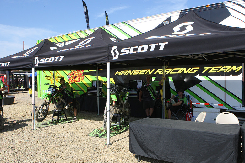 Hansen Racing Team - Vital MX Pit Bits High Point - Motocross Pictures - Vital MX & Racing Team - Vital MX Pit Bits: High Point - Motocross Pictures ...