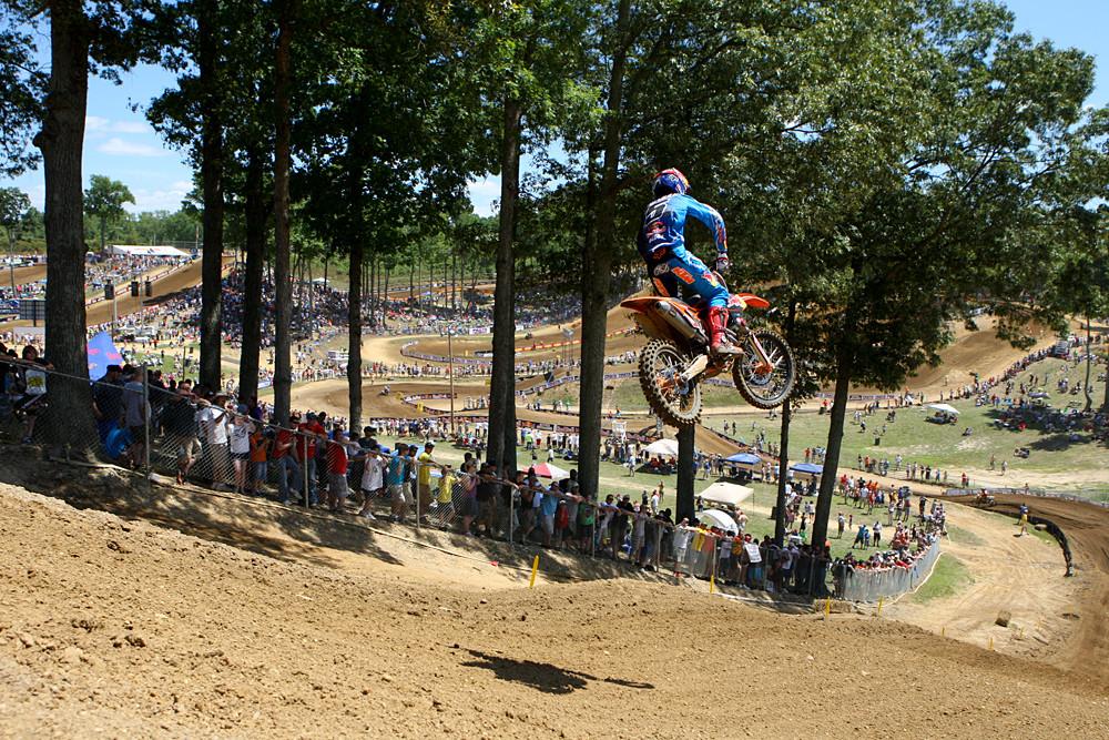 Ryan Dungey - Photo Blast: Budds Creek 2012 - Motocross Pictures - Vital MX
