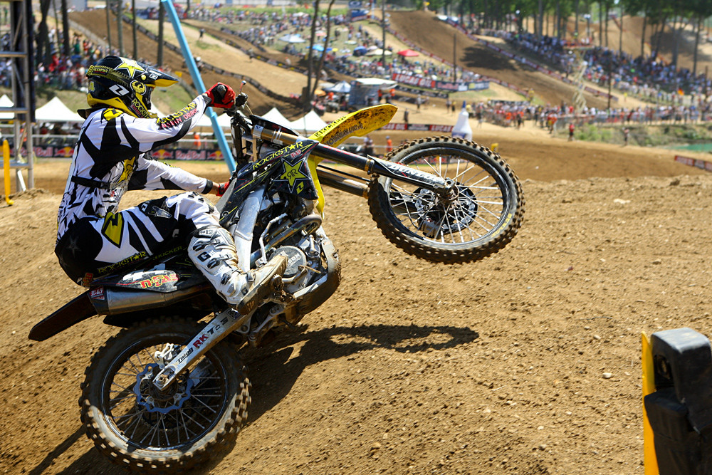 Jason Anderson - Photo Blast: Budds Creek 2012 - Motocross Pictures - Vital MX