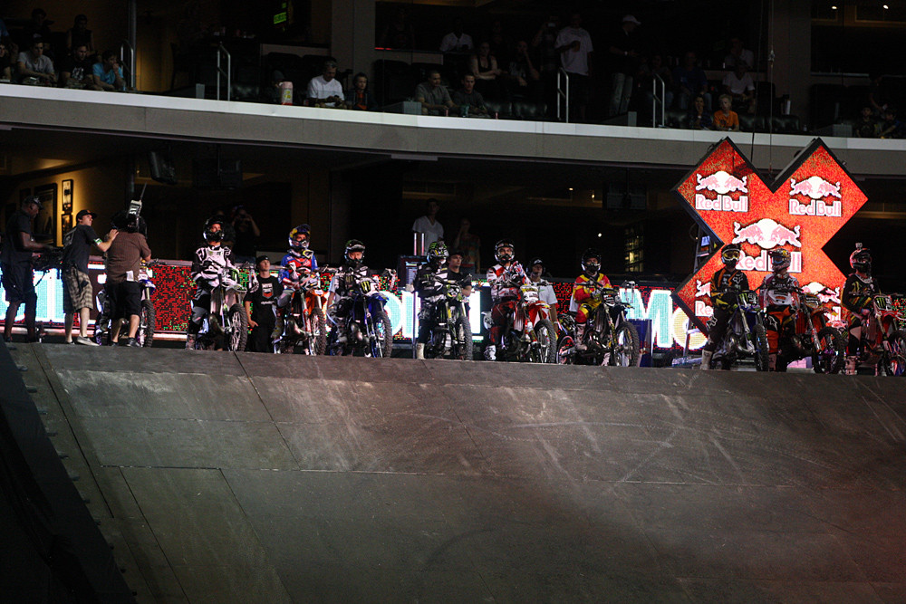 Ready to rock - Top Ten: X Games Moto X Freestyle - Motocross Pictures - Vital MX