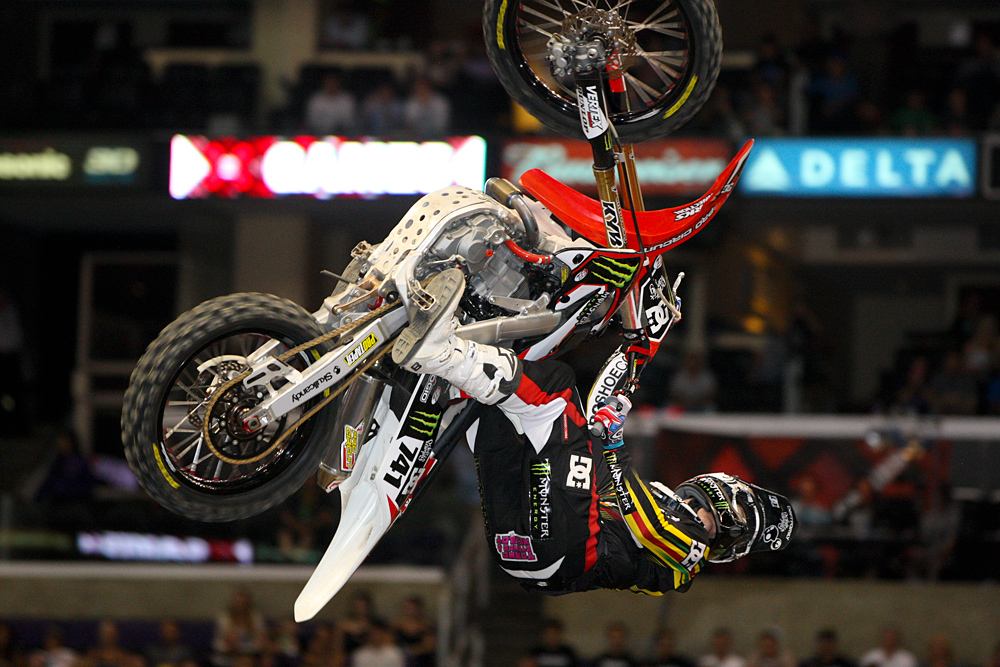 4: Nate Adams - Top Ten: X Games Moto X Freestyle ...