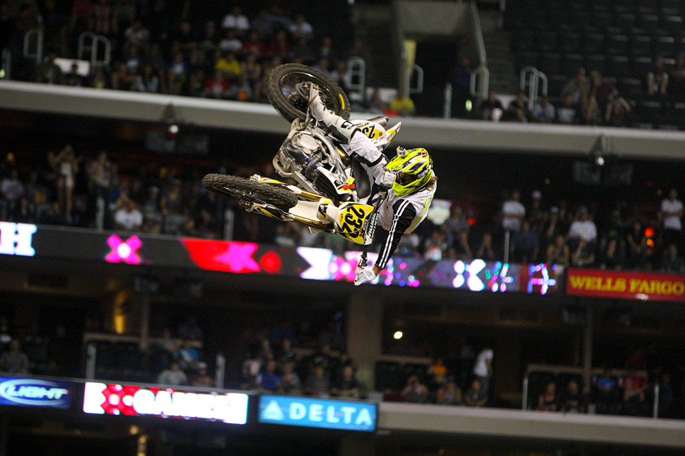6: Billy Laninovich - Top Six: X Games Moto X Best Whip - Motocross Pictures - Vital MX