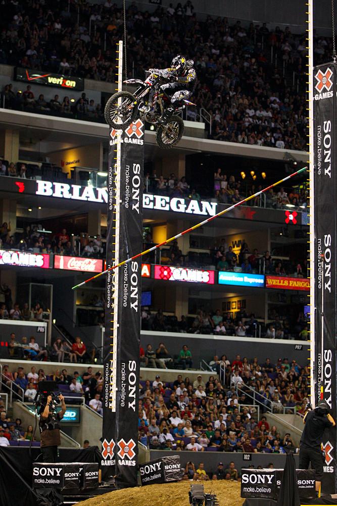 Brian Deegan - Moto X Step Up - Motocross Pictures - Vital MX