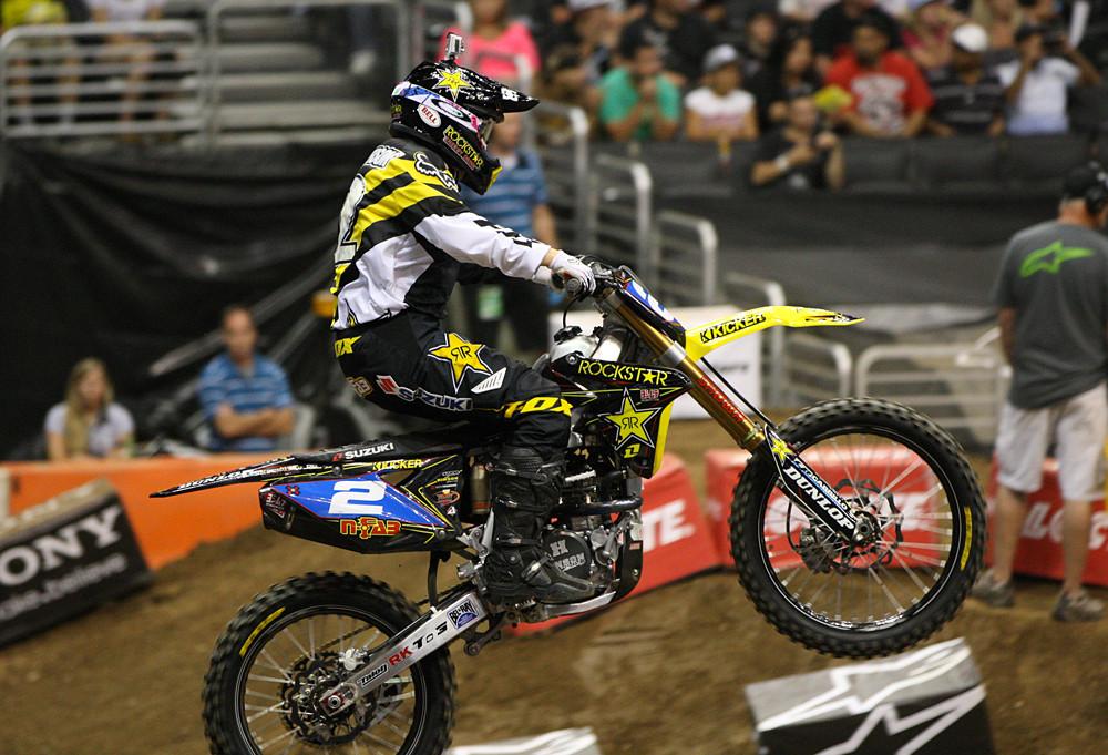 Jessica Patterson - X Games 2012: Women's Moto X Racing - Motocross Pictures - Vital MX