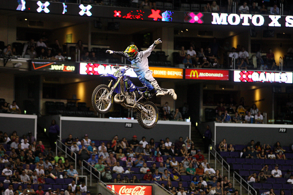 Edgar Torronteras - X Games 2012: Speed and Style - Motocross Pictures - Vital MX