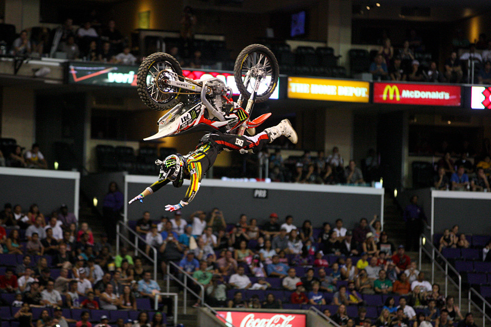 Nate Adams - X Games 2012: Speed and Style - Motocross Pictures - Vital MX