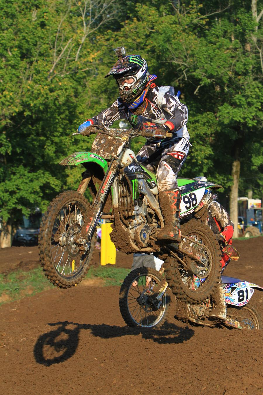 Brandy Richards - Day 2: 2012 Red Bull AMA Amateur National Motocross Championships - Motocross Pictures - Vital MX