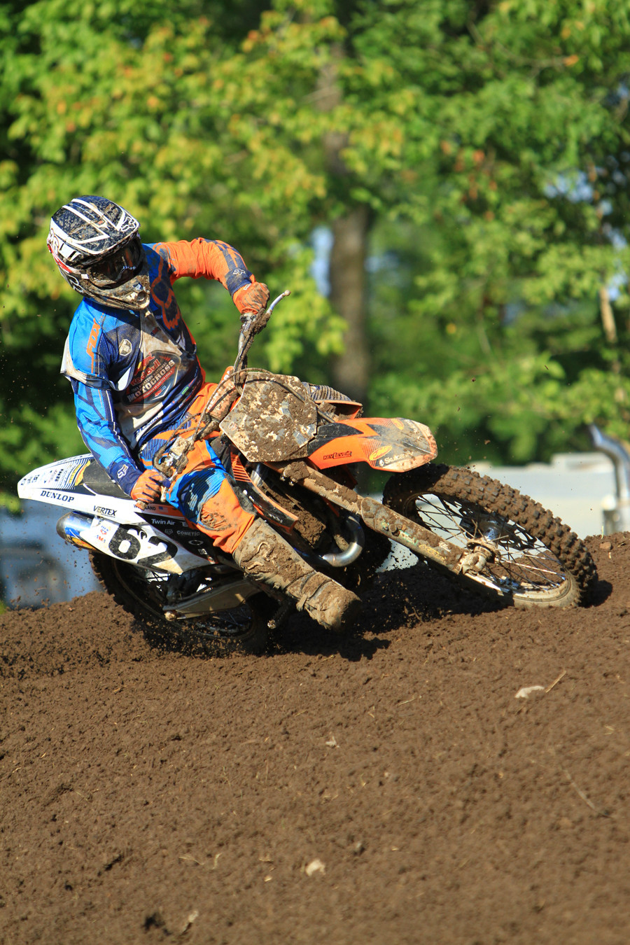 Jesse Wentland - Day 3: 2012 Red Bull AMA Amateur National Motocross Championships - Motocross Pictures - Vital MX