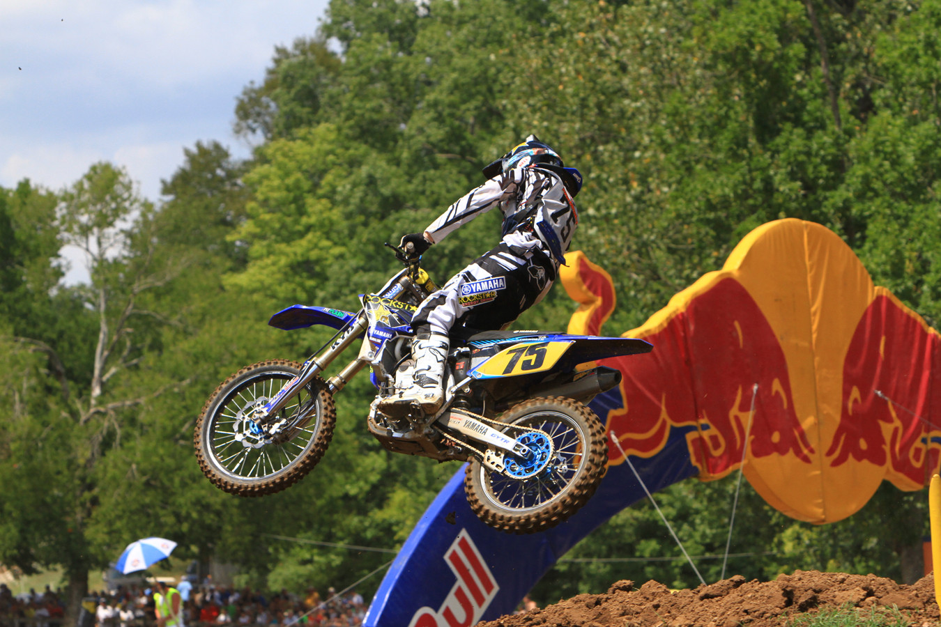 Cooper Webb - Day 3: 2012 Red Bull AMA Amateur National Motocross Championships - Motocross Pictures - Vital MX