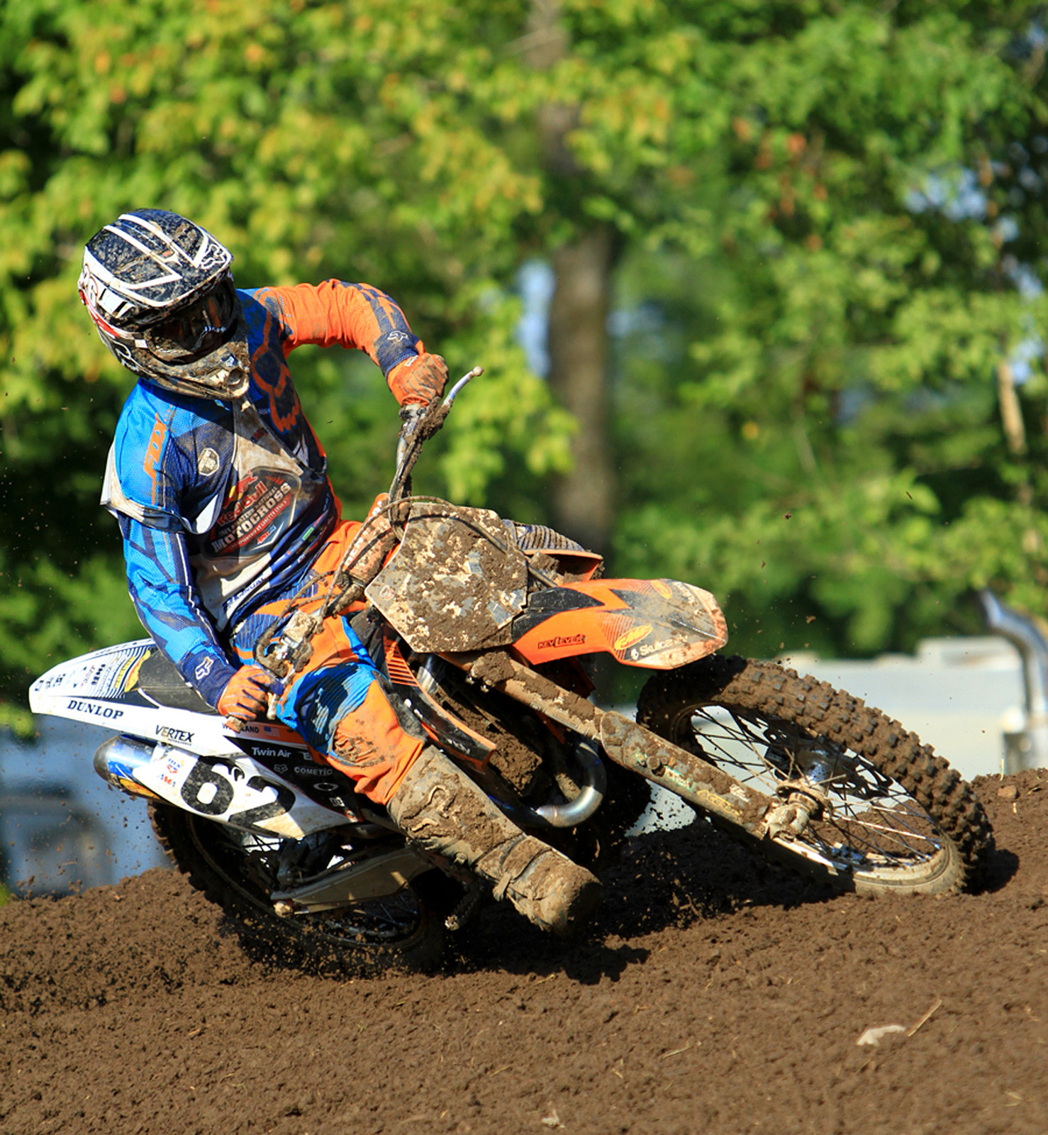 Jesse Wentland - Day 5: 2012 Red Bull AMA Amateur National Motocross Championships - Motocross Pictures - Vital MX