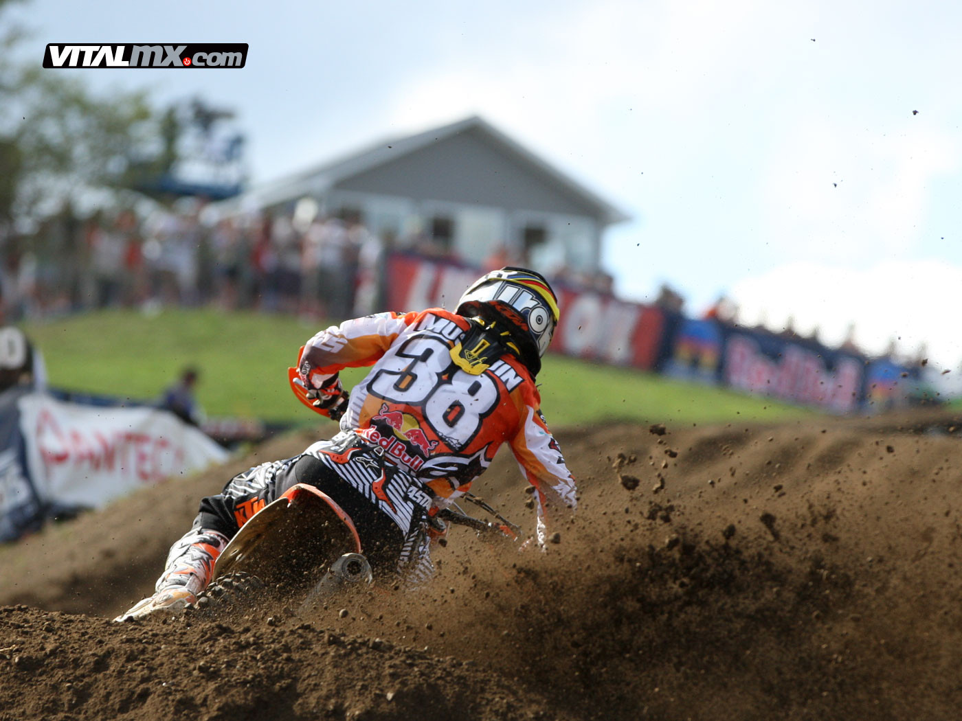Marvin Musquin Wallpaper - Pic o' The Day: Marvin Musquin - Motocross Pictures - Vital MX