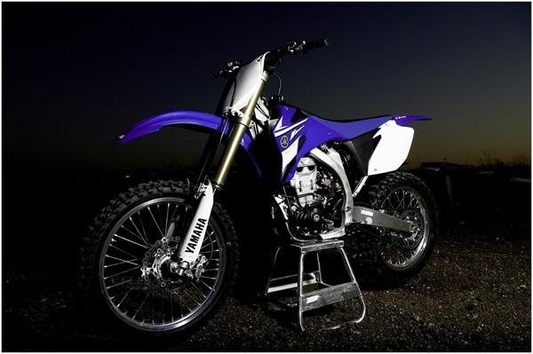 First Look: 2008 Yamaha YZ450F 10 - First Look: 2008 Yamaha YZ450F ...