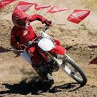 2007 Honda CRF150R Action